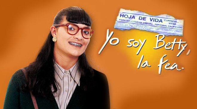 Betty la Fea.