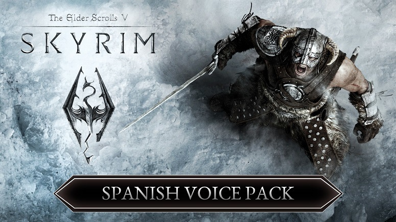 Skyrim On Spanish